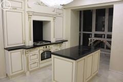 Кухня из массива дерева бук ,ольха от 21110 т.р
